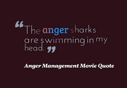 anger management movie essay Anger management is a therapeutic approach designed to help people respond to anger with appropriate behavior it reduces the possibility of harm due to anger.