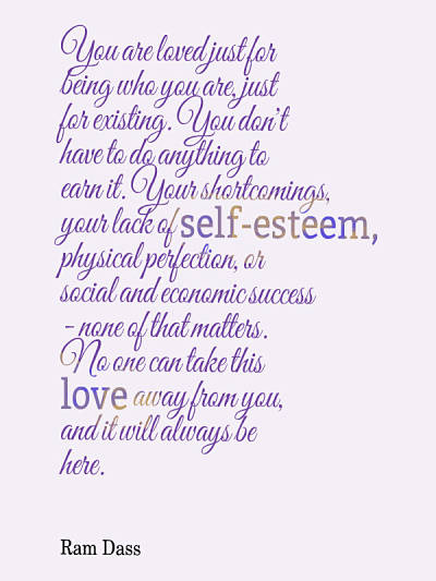 Self Love Quotes Endearing 15 Of The Worlds Greatest Self Esteem Quotes