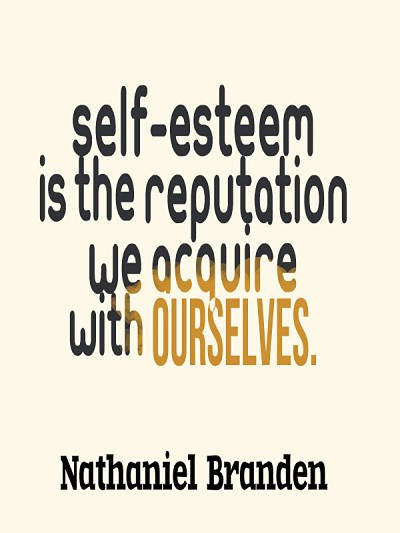 Quotes About Self Esteem Extraordinary 15 Of The Worlds Greatest Self Esteem Quotes