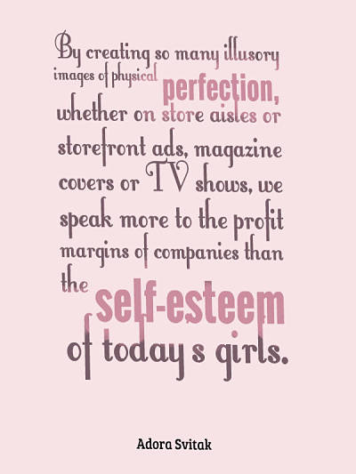 Inspirational quotes for girls with low self esteem tumblr - photo#10